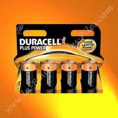 Duracell, Pile Alcaline LR20 D Duracell Plus Power