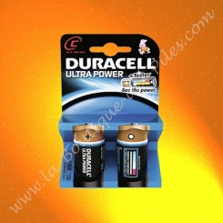 Pile Alcaline LR14 C Duracell Ultra Power