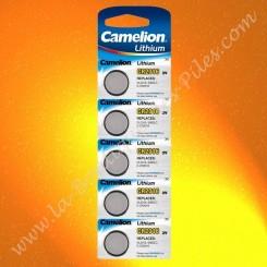 Pile Lithium CR2016 Camelion