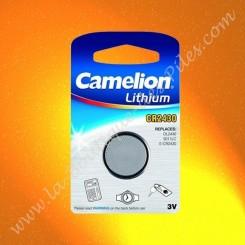 Pile Lithium CR2430 Camelion
