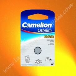Pile Lithium CR1220 Camelion