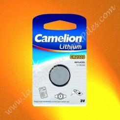 Pile Lithium CR2320 Camelion