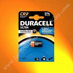 Pile Lithium CR2 Duracell Ultra