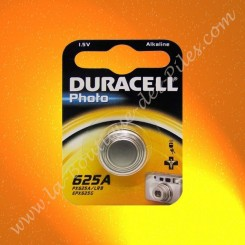 Pile Alcaline 625A Duracell Photo