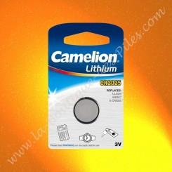 Pile Lithium CR2025 Camelion