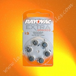 Pile Auditive Rayovac Extra 13 Advanced
