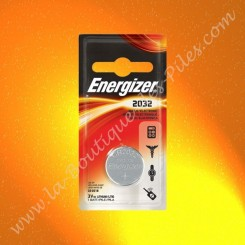 Pile Lithium CR2032 Energizer