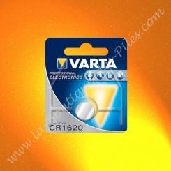 Pile Lithium CR1620 Varta