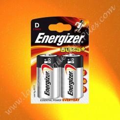 Pile Alcaline LR20 D Energizer Ultra+