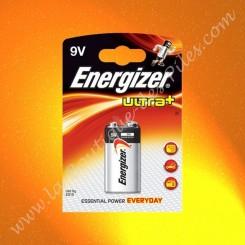 Pile Alcaline 6LR61 Energizer Ultra+