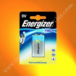 Pile Alcaline 6LR61 Energizer High Tech
