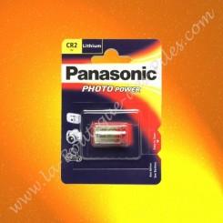 Pile Lithium CR2 Panasonic Lithium