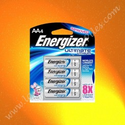 Pile Energizer Ultimate Lithium L91 AA
