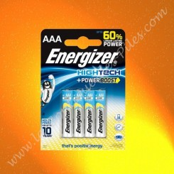 Pile Energizer Ultimate Lithium L92 AAA, Blister de 4 piles