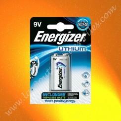 Pile Energizer Ultimate Lithium 6lr61, FR22
