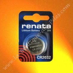 Pile Lithium CR2032 Renata
