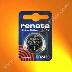 Pile Lithium CR2430 Renata