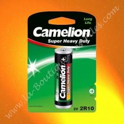 Pile saline 2R10 3v Camelion