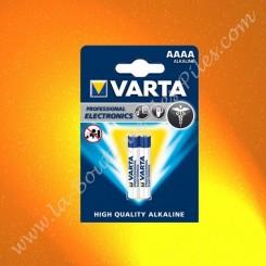Pile AAAA Varta 1,5 volts Professionel Electronics