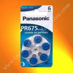 Pile Auditive Panasonic PR675
