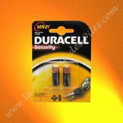 Pile Alcaline MN21 Duracell Security