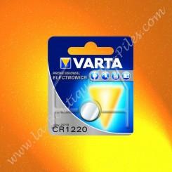 Pile Lithium CR1220 3v 35...