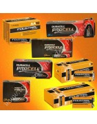 Pile duracell procell, pile professionelle devenu Duracell Industrial