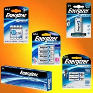 Piles Lithium Energizer