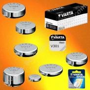 piles lithium Varta, piles Lithium