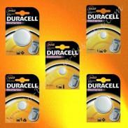 Duracell Electronics, piles lithium CR1616, CR1220, CR1620, CR2016, CR2025, CR2430, CR2450