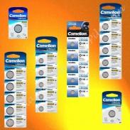 Piles Lithium Camelion, Blister de 5 piles Lithium, blister de 1 pile Lithium, toutes les piles Camelion