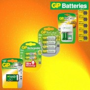 Pile rechargeable GP