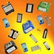 Piles Daitem, Logisty Hager gamme D8000, Dp8000, D14000, Espace, e-Nova