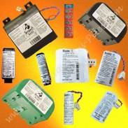 Piles alarmes Daitem e-nova, Espace, odyssée, Dp8000, D8000